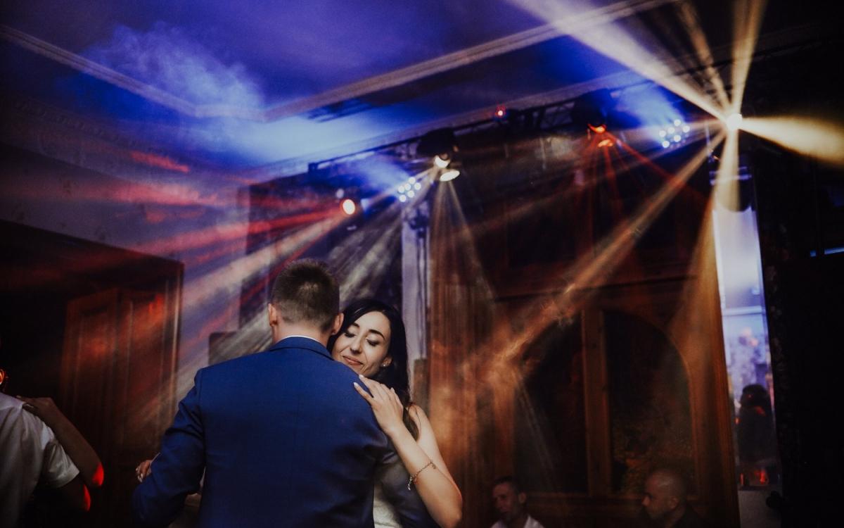 Ceremonia ślubna i przyjęcie