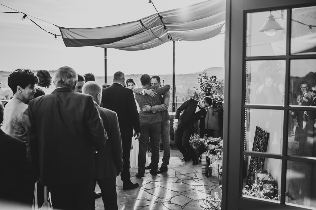 villa love izdebnik, ślub