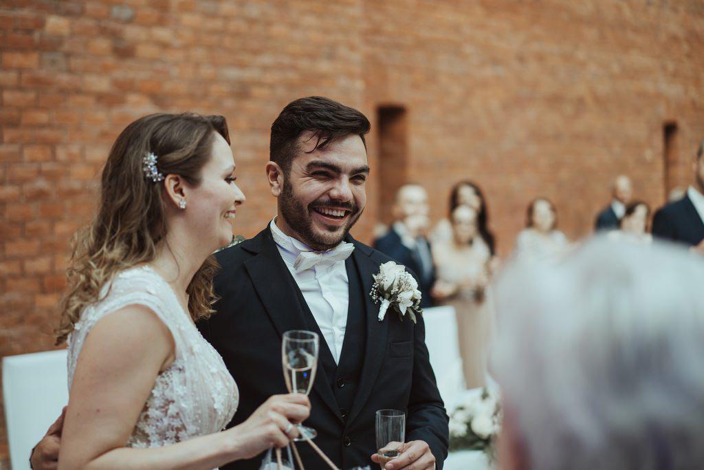 Kopiec Kościuszki, ślub