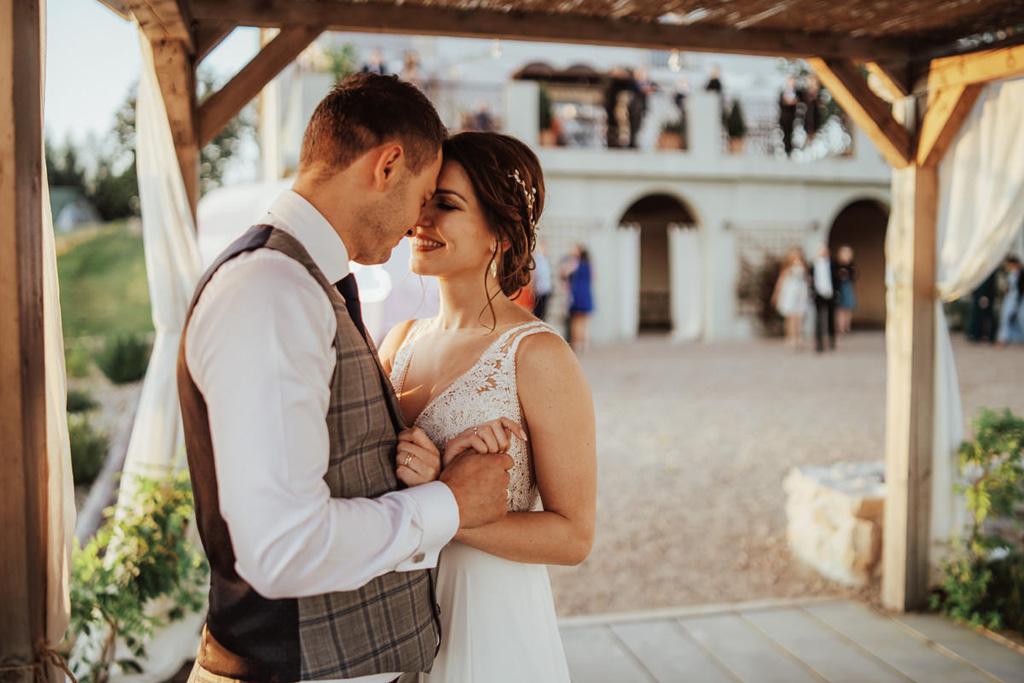 villa love, plener ślubny