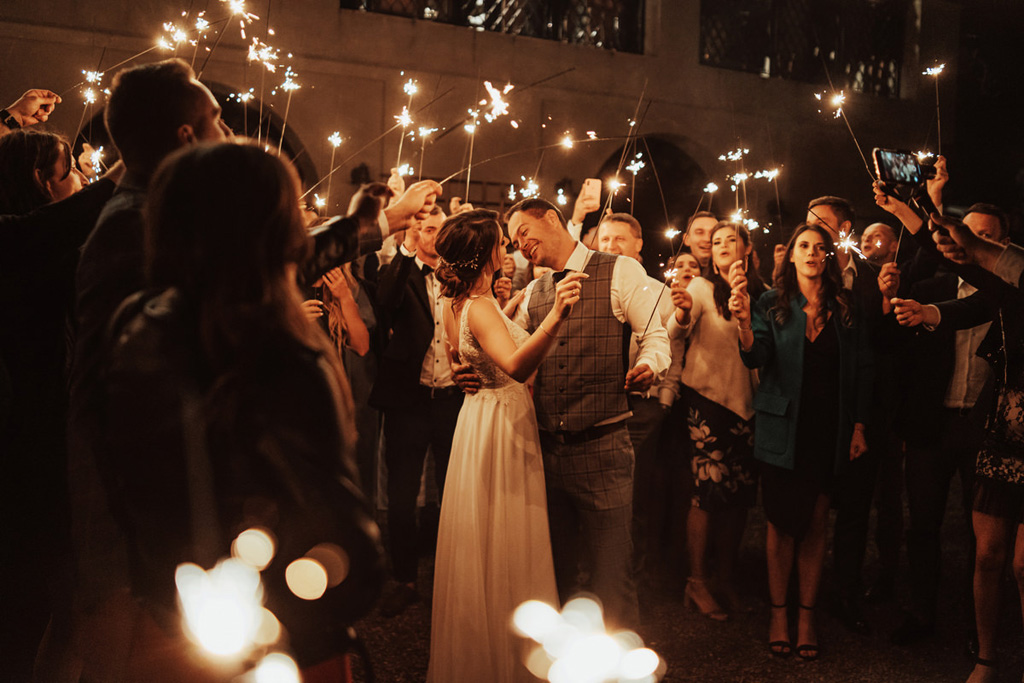 rustykalny ślub, villa love