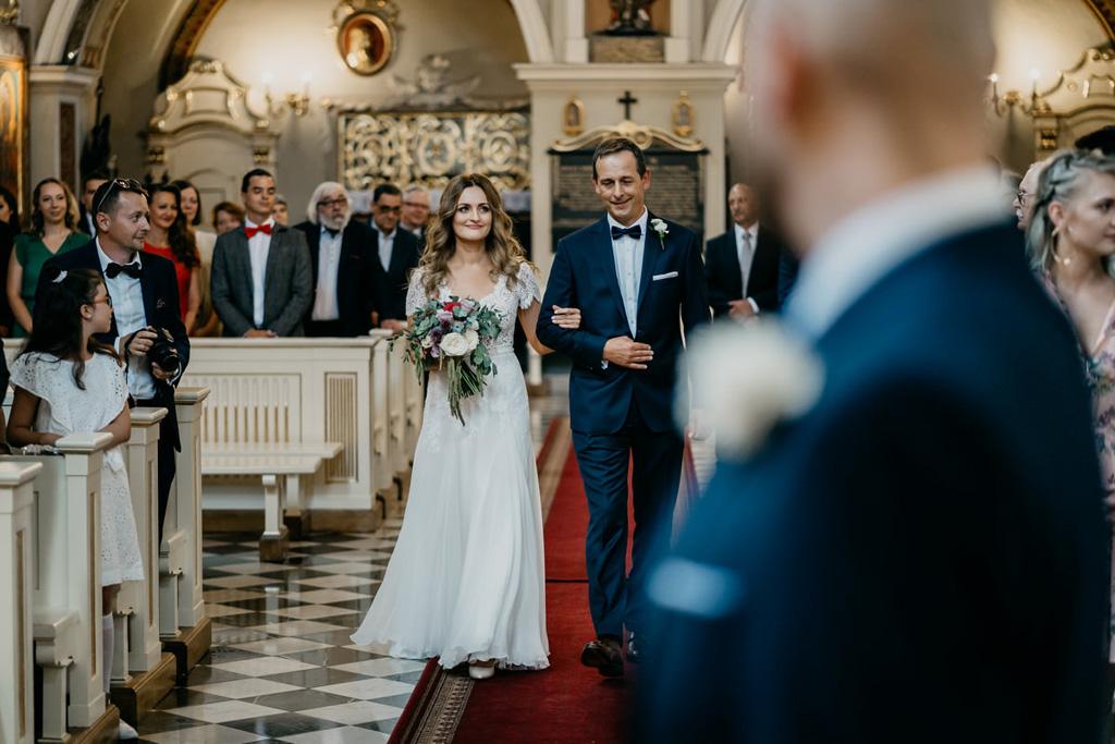 Kościół św. Augustyna i św. Jana Chrzciciela, ślub, fotogr