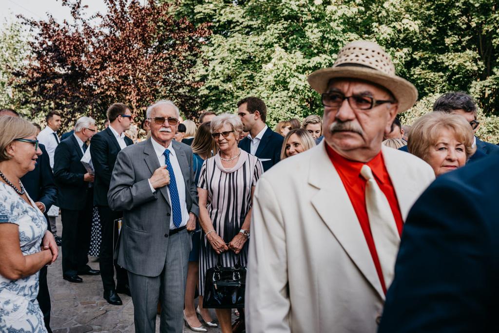 Oranżeria – Dwór w Tomaszowicach, fotograf ślubny